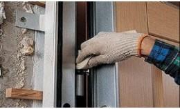 Установка входных дверей, как установить входные двери, инструкция в картинках