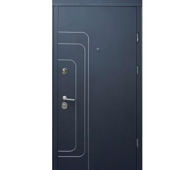 входные двери лофт бетон